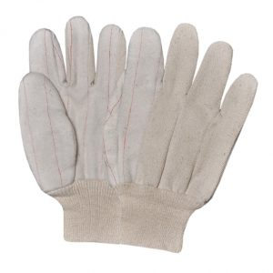 Hotmill Gloves With Knit Wrist